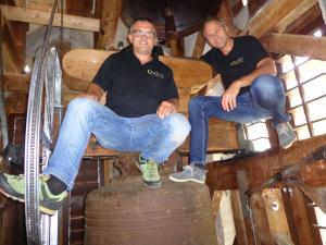 Team TurmTechnik Tirol; Karl Munter und Roland Grassmayr