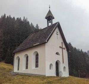 Roppen, Waldele, Kapelle