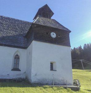 Kristberg Bergknappenkirche
