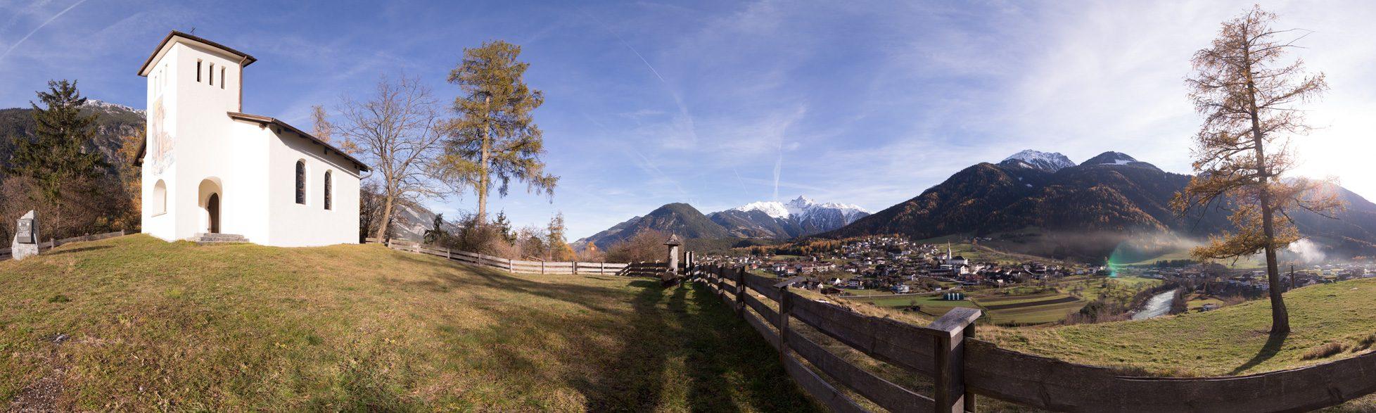 Panorama, Roppen, Titelbild